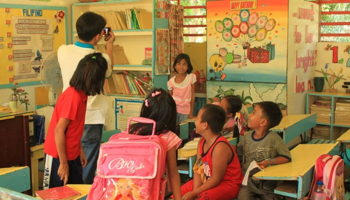 Filipino Classroom
